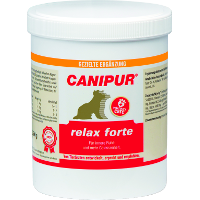 Canipur Relax Forte Pulver